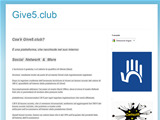 Anteprima socialgivefive.blogspot.it