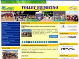 Anteprima www.volleyfiumicino.it