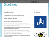 Anteprima socialgivefive.blogspot.it