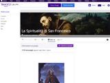 Anteprima it.groups.yahoo.com/group/La_Spiritualita_di_San_Francesco