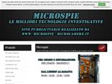 Anteprima www.microspie24.it