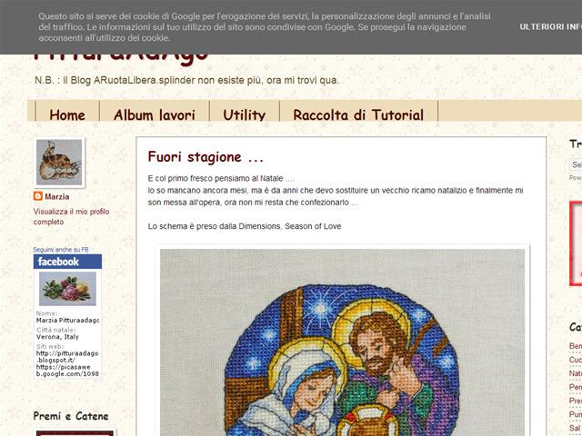 Anteprima pitturaadago.blogspot.it