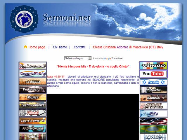 Anteprima www.sermoni.net