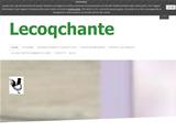 Anteprima www.lecoqchante.it