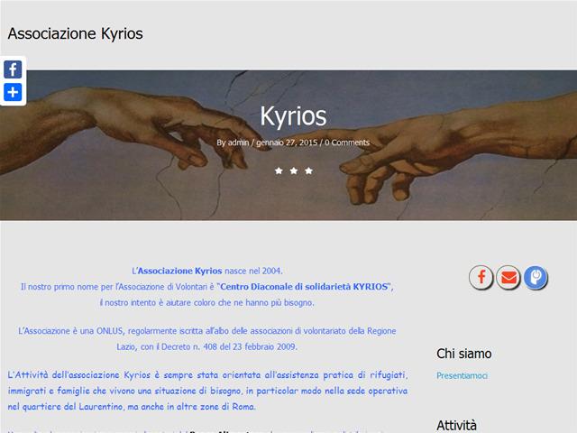 Anteprima associazionekyrios.com