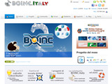 Anteprima www.boincitaly.org