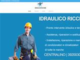 Anteprima www.idraulico-riccione.it
