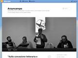 Anteprima arzyncampo.altervista.org