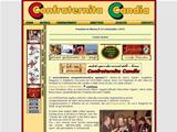 Anteprima www.confraternitacandia.it