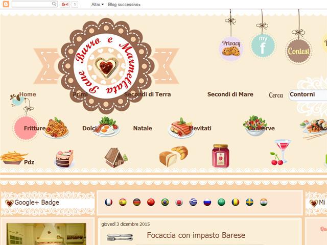 Anteprima pane-burroemarmellata.blogspot.it