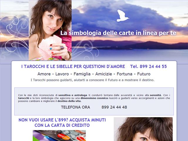 Anteprima www.amore-lavoro.lacartomanzia.be