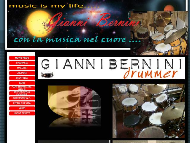 Anteprima www.giannibernini.it