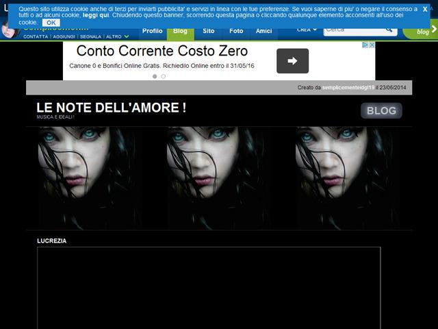Anteprima blog.libero.it/note61