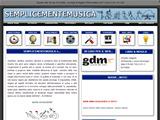 Anteprima www.semplicementemusica.it