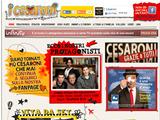 Anteprima www.icesaroni.it