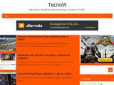 Anteprima www.tecnow.altervista.org