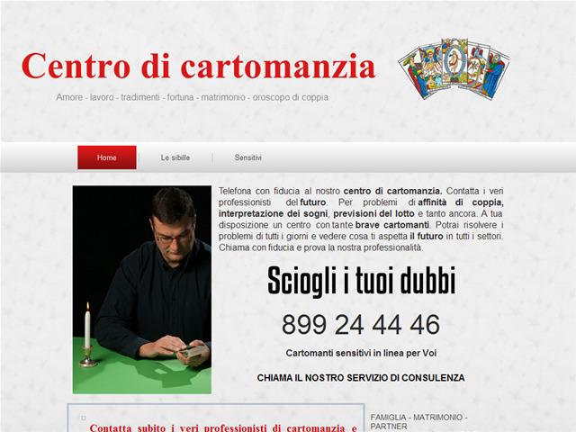Anteprima www.centri.cartomanti.be