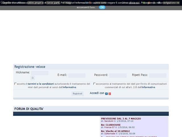 Anteprima cielostellato.forumfree.it