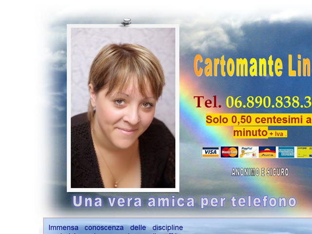 Anteprima www.amorelavoro.cartomanti.be