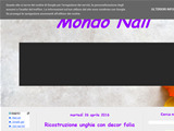 Anteprima mondonail.blogspot.it