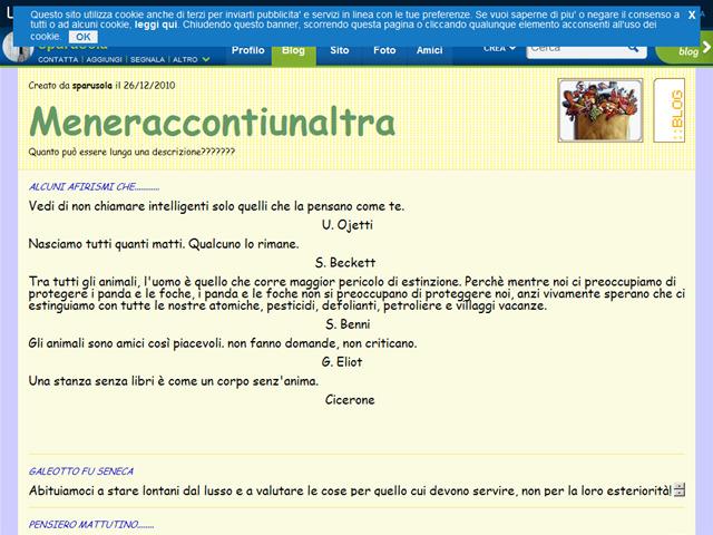 Anteprima blog.libero.it/teneraccontouna