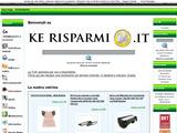 Anteprima www.kerisparmio.it