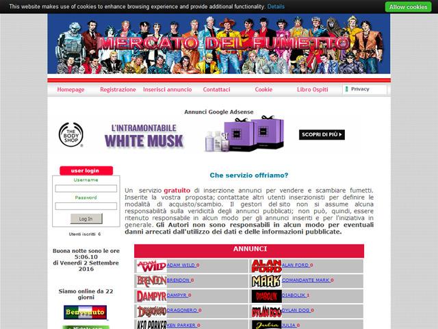 Anteprima www.mercatodelfumetto.altervista.org