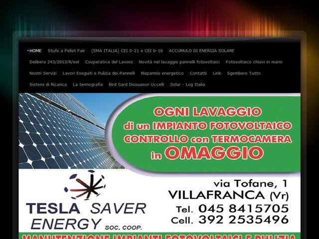 Anteprima www.teslasaverenergy.net