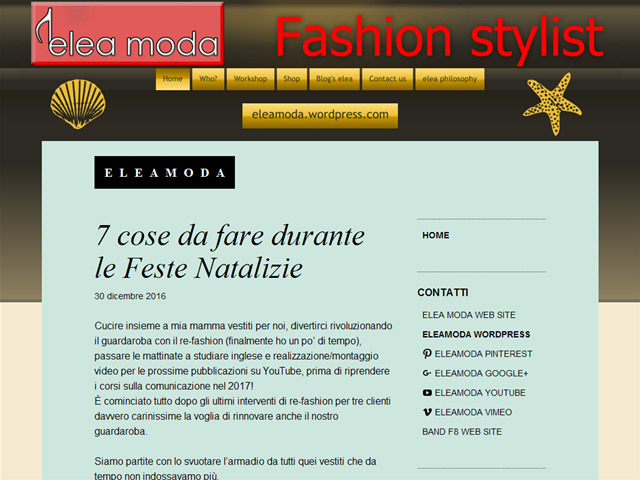 Anteprima www.eleamoda.it