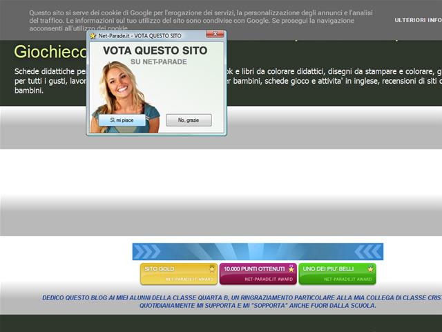 Anteprima www.giochiecolori.it