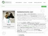 Anteprima www.addestro.it