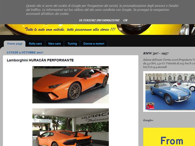 Anteprima mythic-cars.blogspot.it