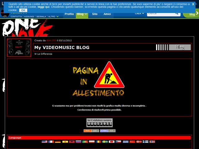 Anteprima blog.libero.it/myvideomusicblog
