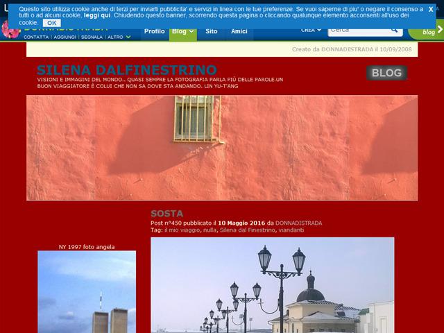 Anteprima blog.libero.it/andandopervia