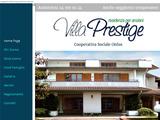 Anteprima www.villaprestigeonlus.it