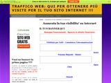 Anteprima trafficoweb.oneminutesite.it
