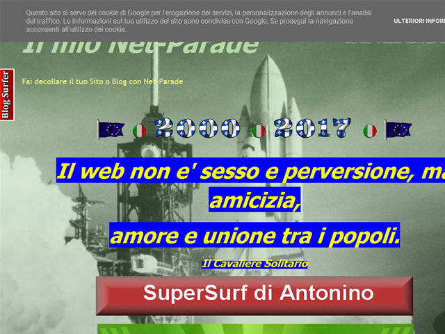 Anteprima ilmionetparade.blogspot.it