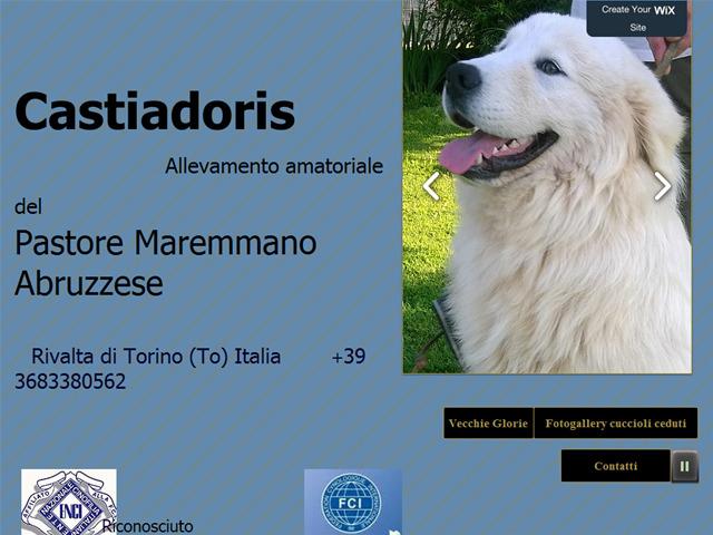 Anteprima www.maremmaniabruzzesi.wix.com/castiadoris
