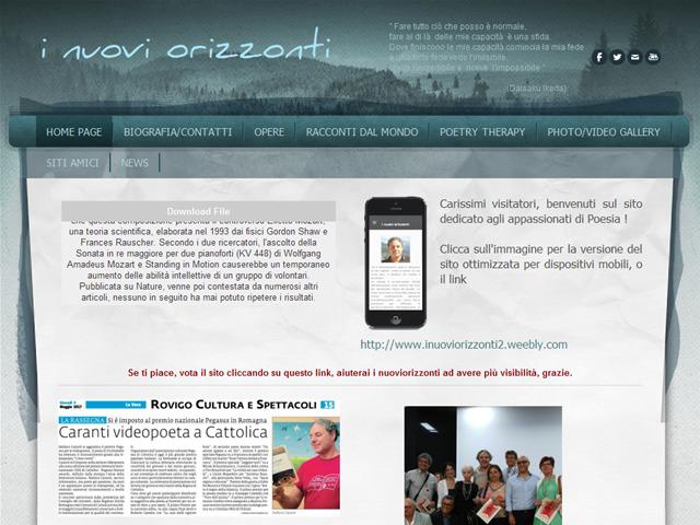 Anteprima www.inuoviorizzonti.it