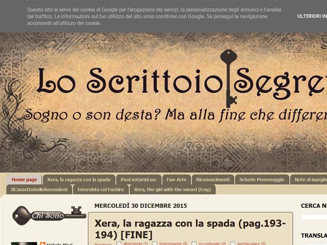 Anteprima loscrittoiosegreto.blogspot.it