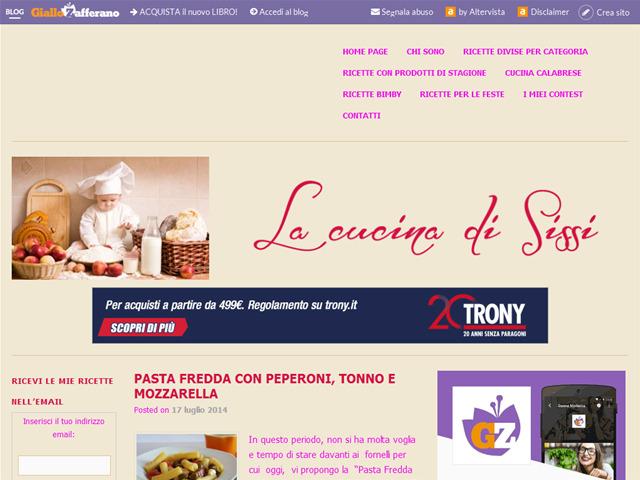 Anteprima blog.giallozafferano.it/cucinasissi