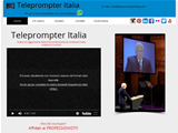 Anteprima www.teleprompteritalia.it