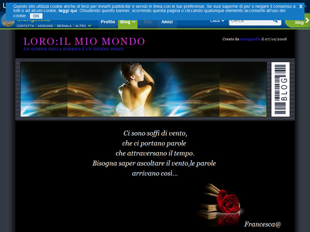 Anteprima blog.libero.it/oranginella