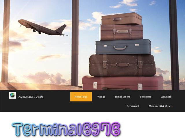 Anteprima www.terminal6976.it