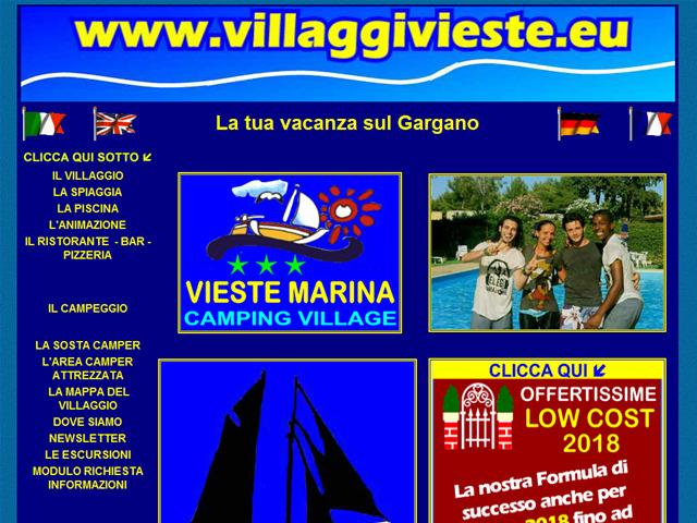 Anteprima www.villaggivieste.eu