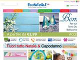 Anteprima www.eccolafesta.it