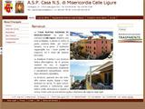 Anteprima www.casansmisericordia.it