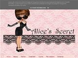Anteprima alicethesecret.blogspot.it