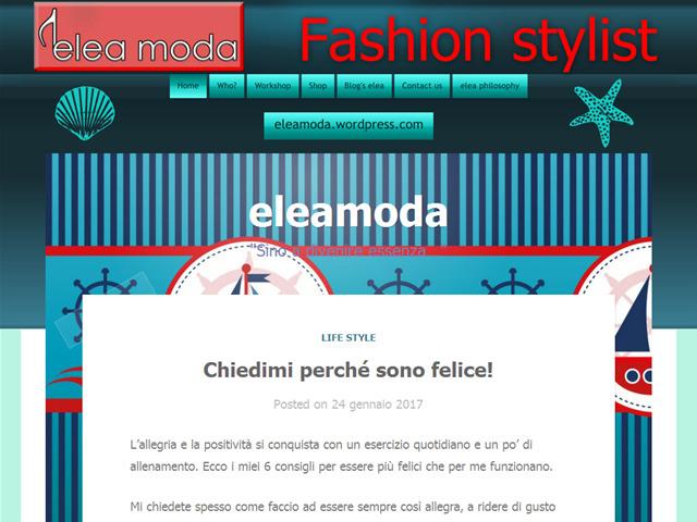 Anteprima www.eleamoda.it