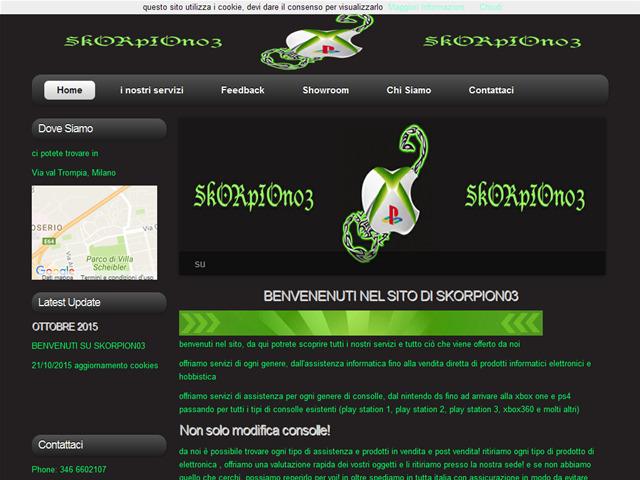 Anteprima www.skorpion03.com